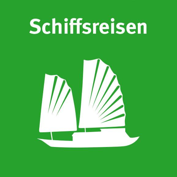 Reiseziel Schiffsreisen
