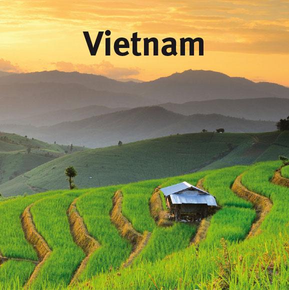 Reiseziel Vietnam